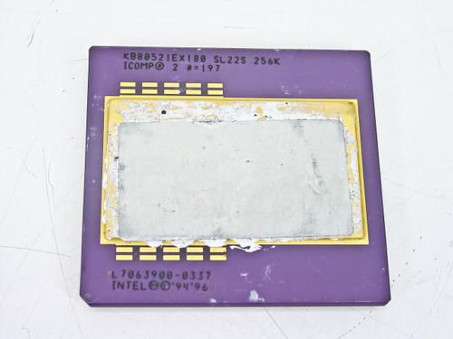 Intel SL22S  Pentium Pro 180MHz KB80521EX180