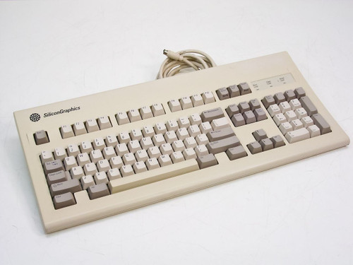 Silicon Graphics 9500829  U.S. AT-101 - Keyboard ps/2 connector