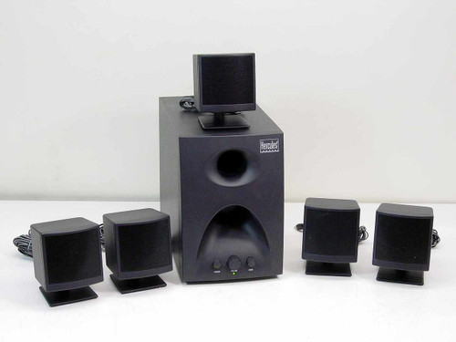 Hercules XPS510  5.1 Surround Sound Speaker System