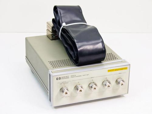 HP 54121A  Four Channel Test Set