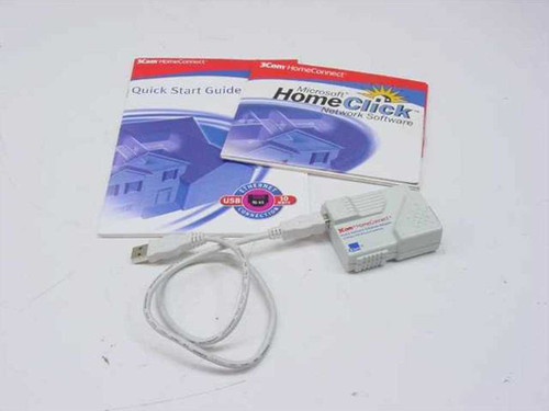 3Com 3C460  HomeConnect Home Network Ethernet Adapter