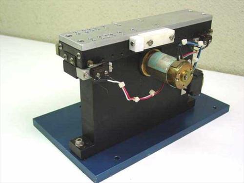 Custom Servo Controlled  Single Access Motorized Linear Stage