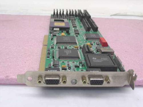 Number Nine PC008200-2  Dual VGA Video Card