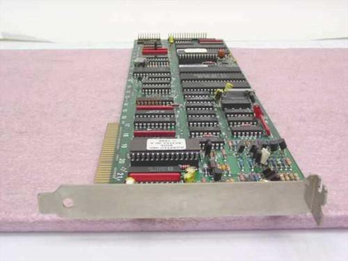 Adaptec 400126-00  8-bit ISA MFM Hard Disk Controller