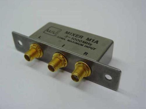WJ M1A  Mixer 3-1000 MHz 50mA Maximum Input
