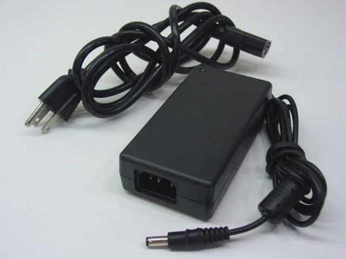 Powerbox SPN-270-24  24VDC 3.0A AC Adapter - Evolis New Pebble Plastic