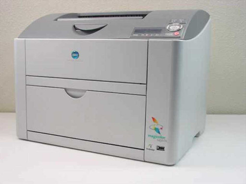 Konica Minolta Magicolor 2430DL  Color Laser Printer without Toner - Untested
