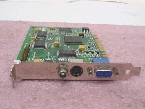 Diamond Viper V330 TVOUT  PCI Video Card 23230004-404