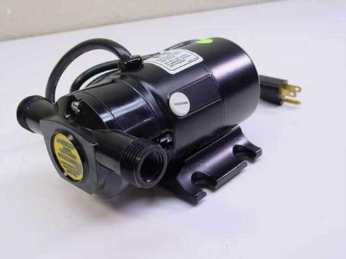 Jabsco 12310-0001  Pump w/ Neoprene Impeller 115 Volt AC Motor Interm