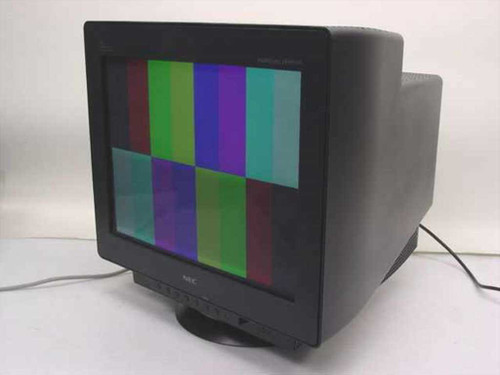 "NEC Multisync FE991SB-BK  19"" Color Display Monitor N1901"