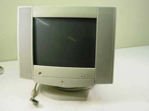 "Apple M4681  15"" Multiple scan 15av Display - Missing power on"