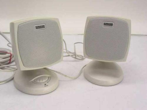 Altec Lansing ACS33  PowerCube Computer Speakers