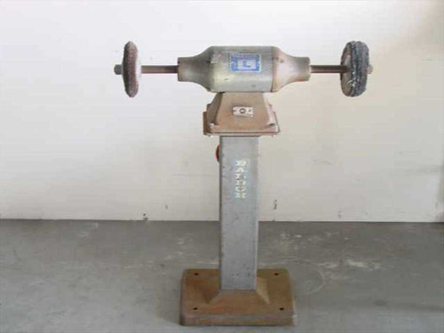 Baldor 410B  Grinder/Buffer G10-168-1 1.5 HP 3500 RPM