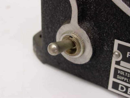 R.B. Annis Co 3 1/2 X Cir.  Circular Demagnetizer - Intermittant 120V 60 Hz