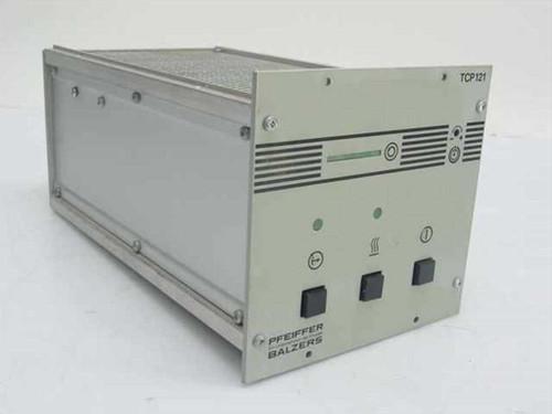 Pfeiffer Balzers TCP 121  Vacuum Pump Controller