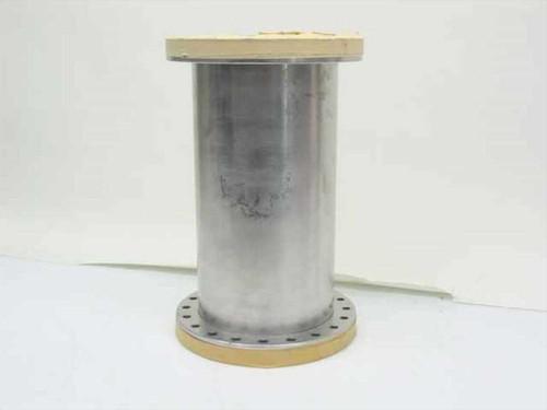 Generic Vacuum Chamber  Stainless Steel 6 Inch x 11 Inch Chamber