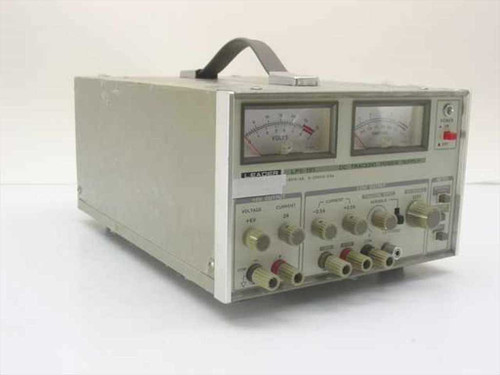 Leader LPS-151  DC Tracking Power Supply 6V and 25 output