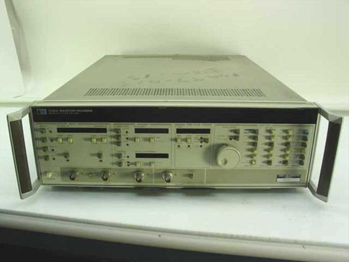 HP 5180A  Waveform Recorder 2 Channel 20 MHz