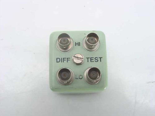 Boonton Electronics 72-4B  BnC Hi/Lo Differential Test Unit