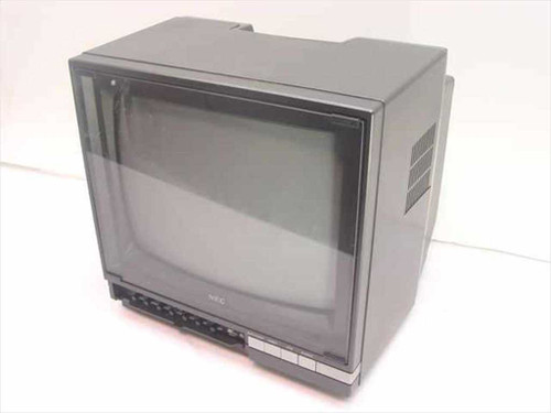 NEC PM-1271A  Monitor BNC and VTR Inputs with RCA Audio Jacks