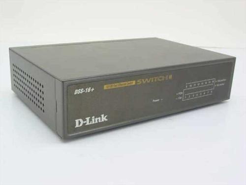 D-Link DSS-16&  10/100 16-port Fast Ethernet Switch