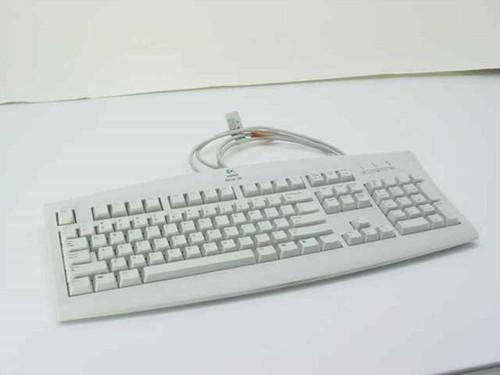 Logitech SK-720  PS/2 Deluxe 104 Keyboard 867011-0100