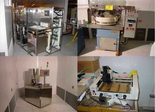 FSI Allied Lapmaster Asymtek & More Semiconductor Process Equipment - Front End  Lot Liquidation Surplus Assets Lot 1 of 5