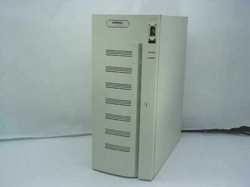 Compaq Series 3091  Proliant SCSI Tower Hard Drive Enclosure