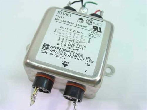 Corcom EME Filter HC45 120/250V 10A 50-60HZ (F7143)