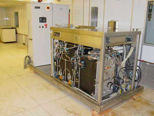 Crest Forward Technology F-200  Open Top Hot Solvent Ultrasonic Cleaning System
