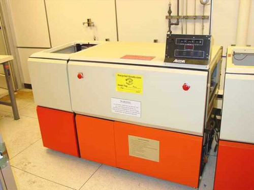 Atcor CRD-1210  SS Wafer Cassette Box Washer with Holders