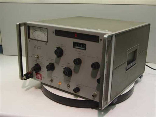 Hewlett Packard 310A  Wave Analyzer