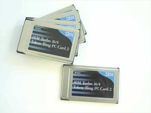 IBM 34L199  TURBO 16/4 TOKEN RING PCMCIA CARD 2