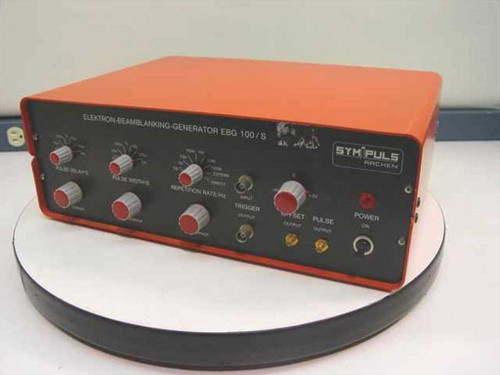 Sympuls Aachen EBG 100/S  Electron Beam Blanking Generator