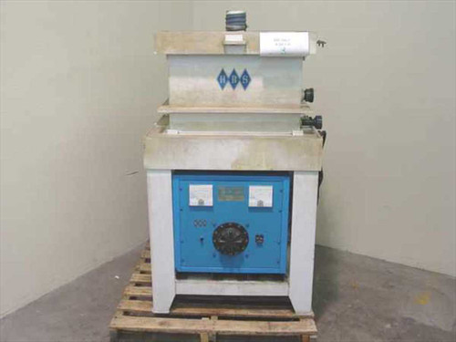 HBS EWC  Electrowinning Metal Recovery System w/200A PS