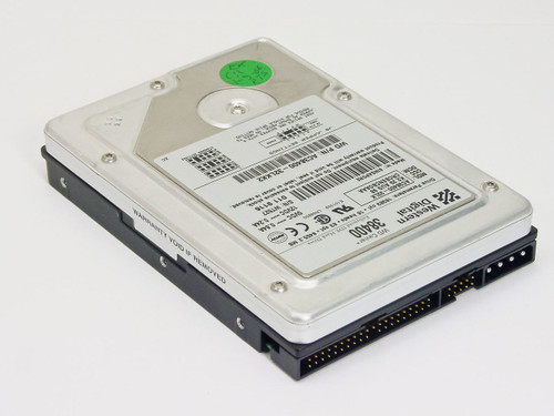 "Western Digital AC38400  8.4GB 3.5"" IDE Hard Drive"