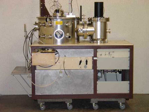 Custom Vacuum Chamber  YBCO/CO Sputter Chamber w/Cryo AE Matching Network