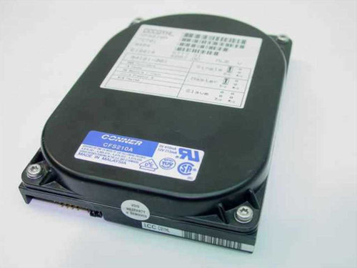 Conner CFS210A  210 MB 3.5 IDE Hard Drive
