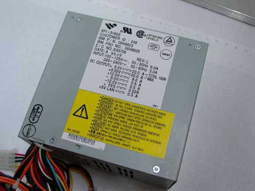 IBM 06H8823  100W Power Supply PC310/330/730/750