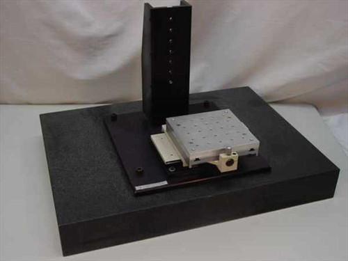 McBain Instruments Precision  Precision XY Stage with Granite Stable Base