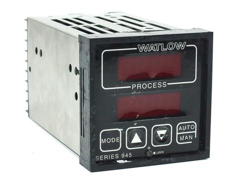 Watlow 945A-2KA3-ALAN 945 Temperature Controller High Low Limit - Panel Mount