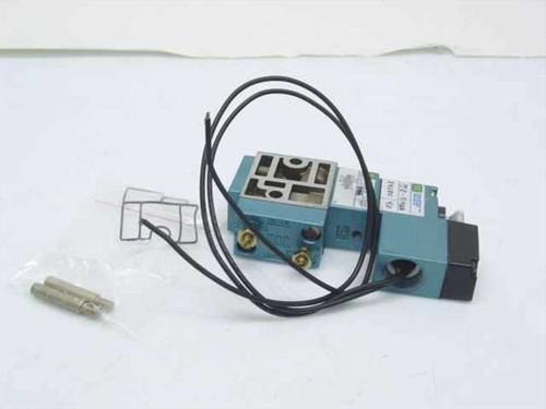 MAC Valves Solenoid Control Valve (714C-11-PI-514AA)