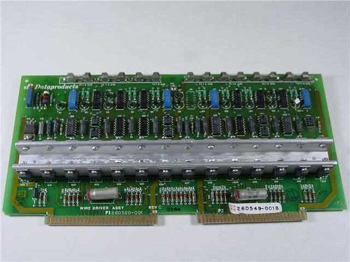 Data Products Wire Driver (260549-001)