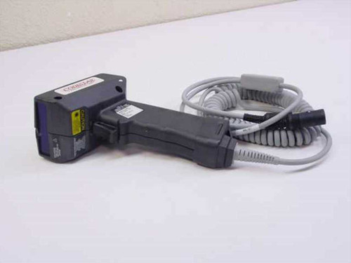 PSC Codestar ESD Ground Hog Barcode Scanner w/AT Cable (5317HP)