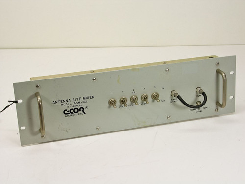 C-Cor Electronics Antenna Site Mixer, 16 channel, Rack Mounted (ASM-16A)