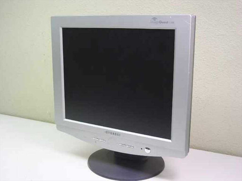 "Hyundai 17"" LCD ImageQuest Monitor - No AC Adapter (L70B)"