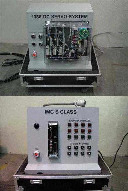 Allen-Bradley DC Servo Drive System, IMC S CLASS w/Servo Motor 2 (1386/1326DS)