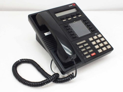 Lucent MLX-10DP 10-Line Office Phone with Display and Handset - BLACK
