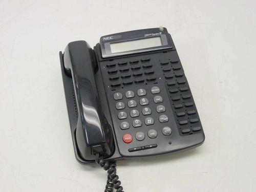 NEC 16-Button Speakerphone with LCD Display (ETJ-16DD-2 (BK))