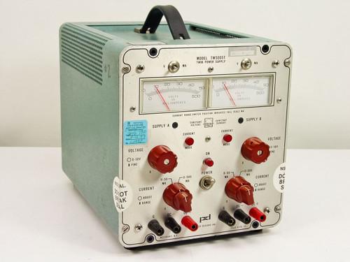 Power Designs Inc. Twin Power Supply (TW5005T)